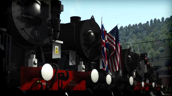 скриншот Train Simulator: USATC S160 Loco Add-On 2