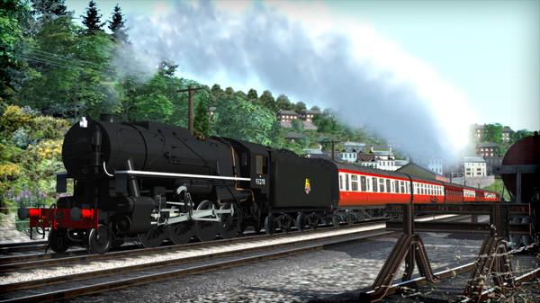 скриншот Train Simulator: USATC S160 Loco Add-On 0