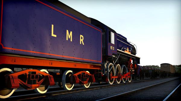 скриншот Train Simulator: USATC S160 Loco Add-On 4