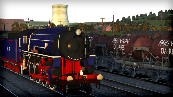 скриншот Train Simulator: USATC S160 Loco Add-On 1