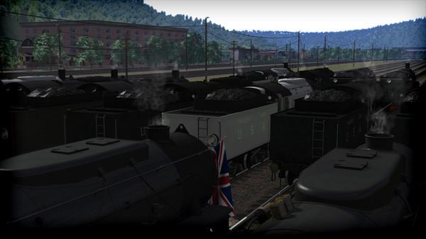 скриншот Train Simulator: USATC S160 Loco Add-On 5