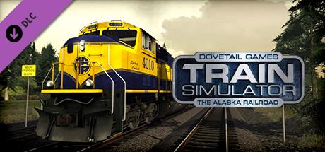 Train Simulator: The Alaska Railroad: Anchorage - Seward Route Add-On