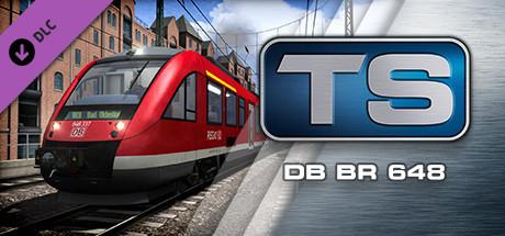 Train Simulator: DB BR 648 Loco Add-On on Steam