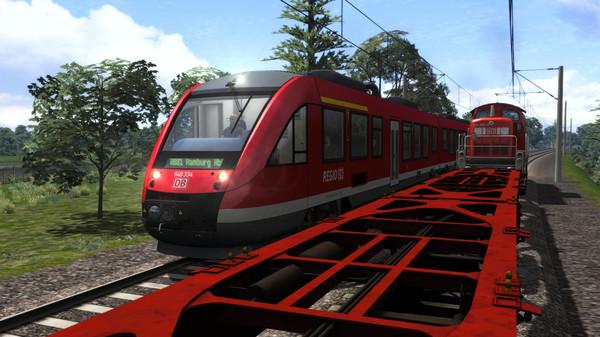 скриншот Train Simulator: DB BR 648 Loco Add-On 3