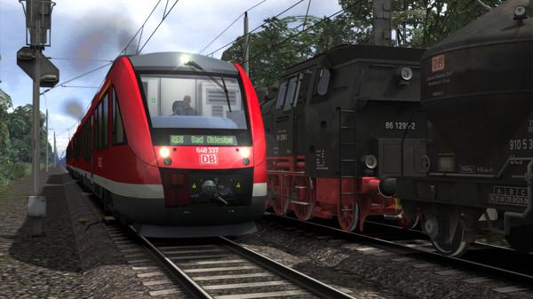 скриншот Train Simulator: DB BR 648 Loco Add-On 1
