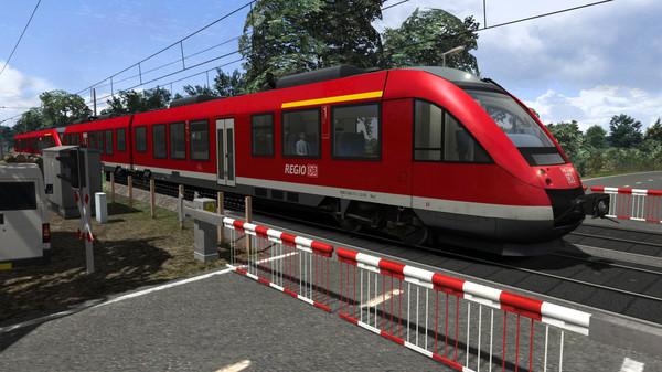 скриншот Train Simulator: DB BR 648 Loco Add-On 4