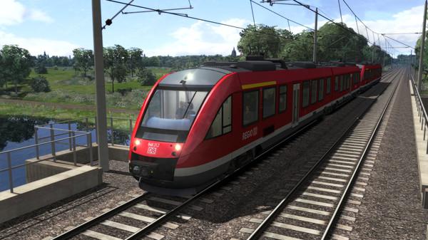 скриншот Train Simulator: DB BR 648 Loco Add-On 5