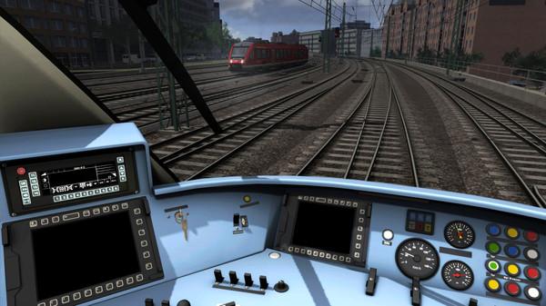 скриншот Train Simulator: DB BR 648 Loco Add-On 2