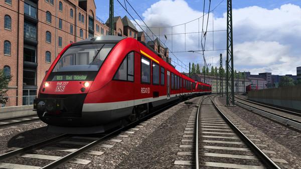 скриншот Train Simulator: DB BR 648 Loco Add-On 0