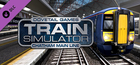 Train Simulator: Chatham Main Line - London-Gillingham Route Add-On