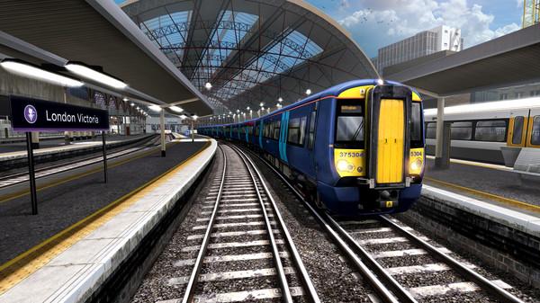 скриншот Train Simulator: Chatham Main Line - London-Gillingham Route Add-On 0