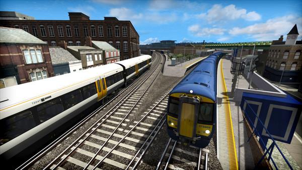 скриншот Train Simulator: Chatham Main Line - London-Gillingham Route Add-On 5