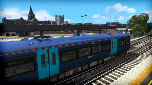 скриншот Train Simulator: Chatham Main Line - London-Gillingham Route Add-On 2