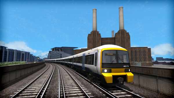 скриншот Train Simulator: Chatham Main Line - London-Gillingham Route Add-On 4