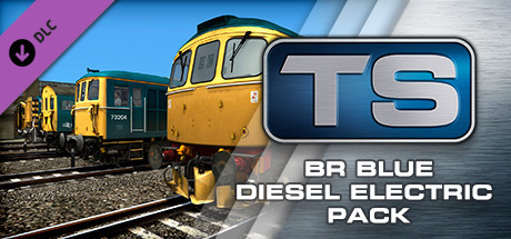 Train Simulator: BR Blue Diesel Electric Pack on Steam