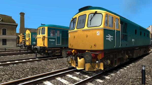 скриншот Train Simulator: BR Blue Diesel Electric Pack Loco Add-On 0