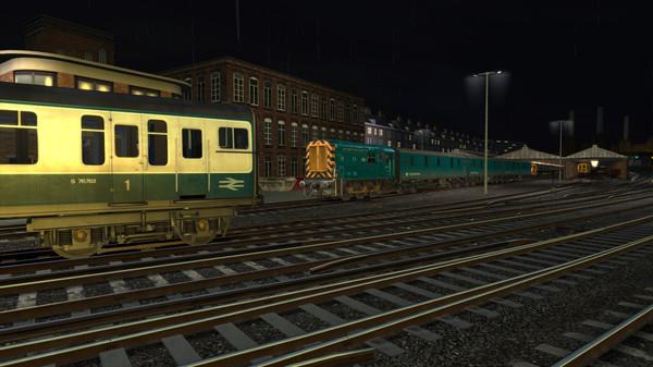 скриншот Train Simulator: BR Blue Diesel Electric Pack Loco Add-On 2