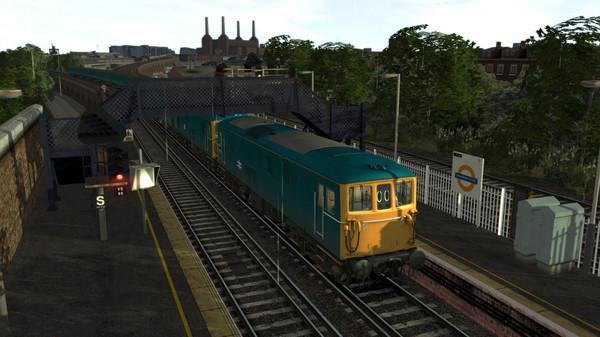 скриншот Train Simulator: BR Blue Diesel Electric Pack Loco Add-On 4