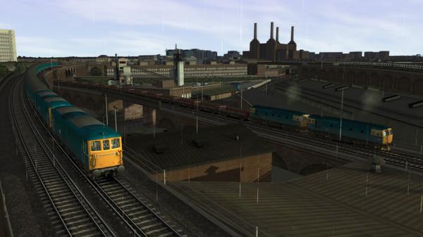 скриншот Train Simulator: BR Blue Diesel Electric Pack Loco Add-On 1