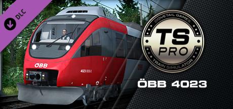 Train Simulator: ÖBB 4023 'TALENT' EMU Add-On