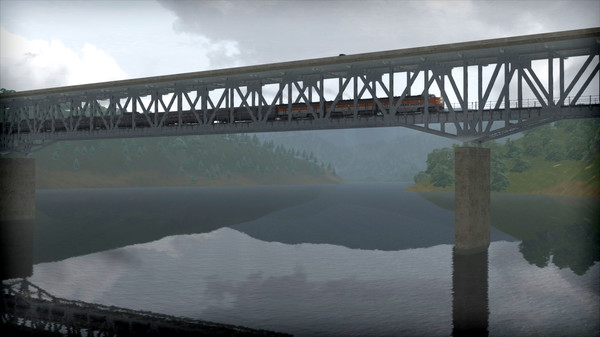 скриншот Train Simulator: Western Pacific FP7 'California Zephyr' Loco Add-On 1