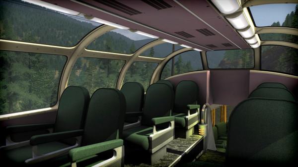 скриншот Train Simulator: Western Pacific FP7 'California Zephyr' Loco Add-On 3
