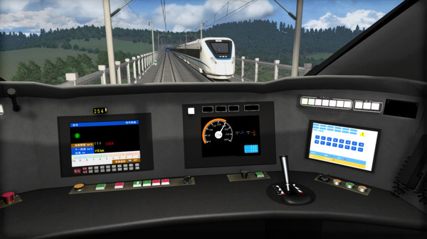 скриншот Train Simulator: South West China High Speed Route Add-On 2
