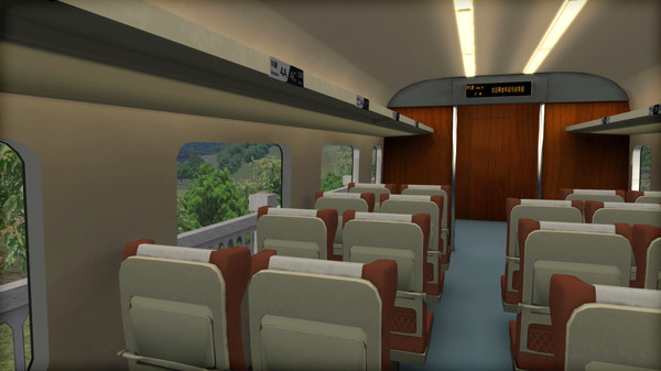 скриншот Train Simulator: South West China High Speed Route Add-On 1