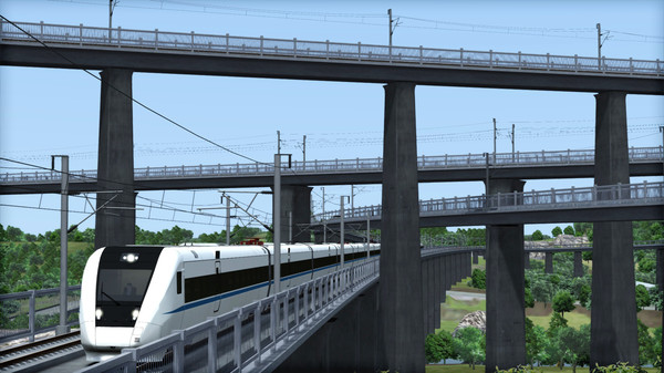 скриншот Train Simulator: South West China High Speed Route Add-On 5