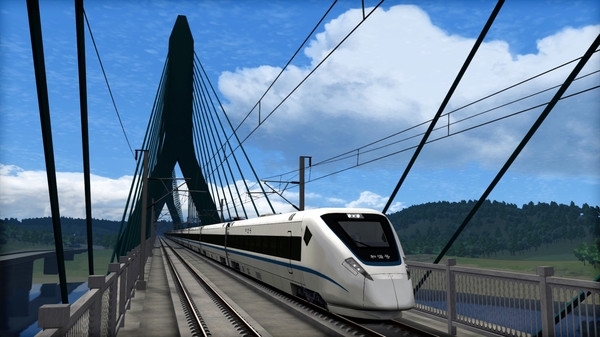 скриншот Train Simulator: South West China High Speed Route Add-On 0