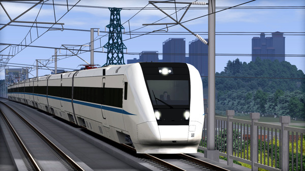 скриншот Train Simulator: South West China High Speed Route Add-On 4