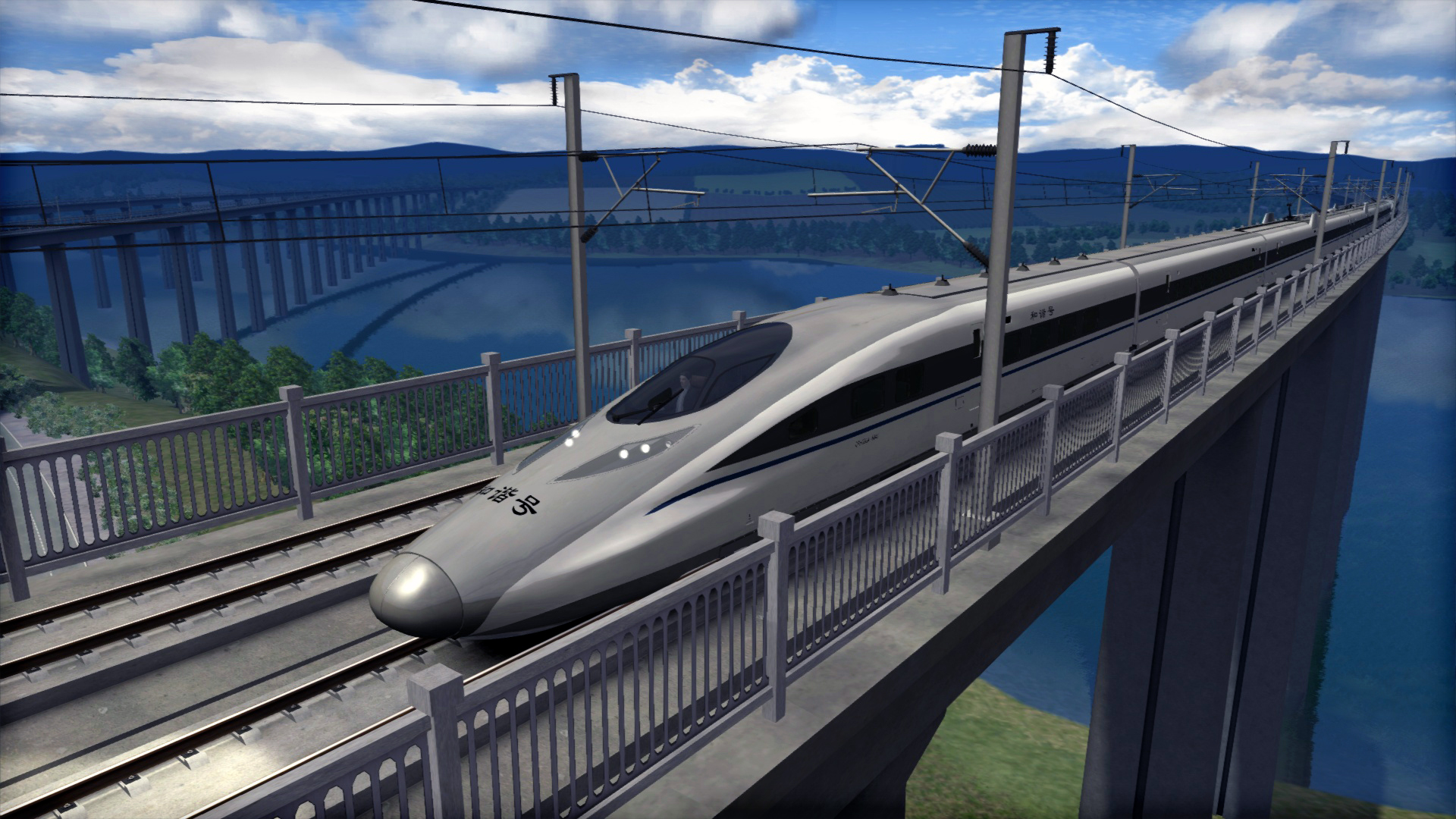Train Simulator: CRH 380A High Speed Train Add-On
