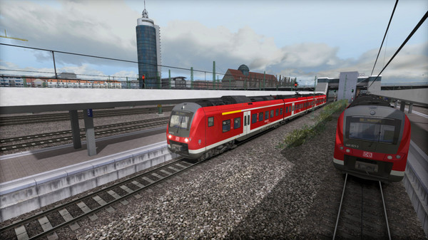 скриншот Train Simulator: DB BR 440 'Coradia Continental' Loco Add-On 3
