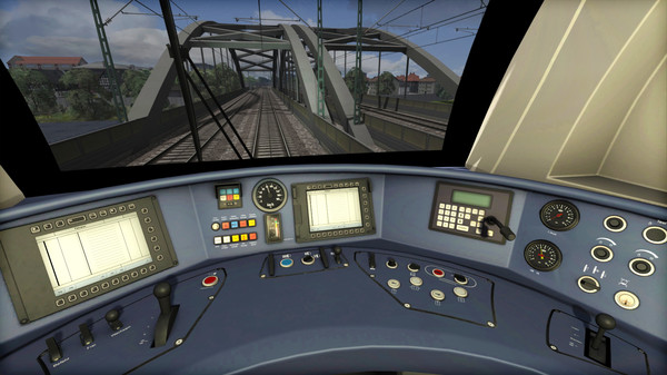 скриншот Train Simulator: DB BR 440 'Coradia Continental' Loco Add-On 1