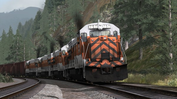 скриншот TS Marketplace: Feather River Canyon Scenario Pack 01 4
