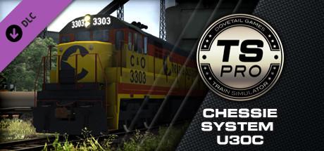 Train Simulator: Chessie System U30C Loco Add-On
