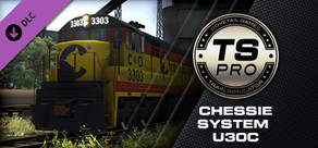 Train Simulator: Chessie System U30C Loco Add-On