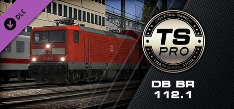 Train Simulator: DB BR 112.1 Loco Add-On