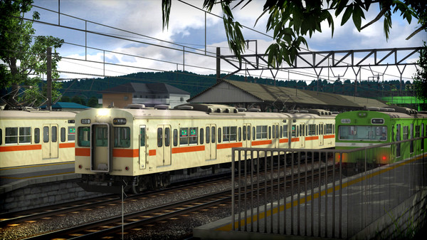 скриншот Train Simulator: Wakayama & Sakurai Lines Route Add-On 5
