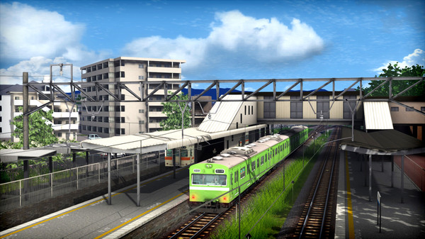 скриншот Train Simulator: Wakayama & Sakurai Lines Route Add-On 0