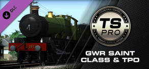 Train Simulator: GWR Saint Class & Travelling Post Office Loco Add-On