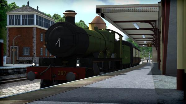 скриншот Train Simulator: GWR Saint Class & Travelling Post Office Loco Add-On 3