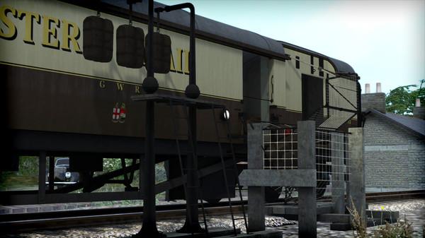 скриншот Train Simulator: GWR Saint Class & Travelling Post Office Loco Add-On 2