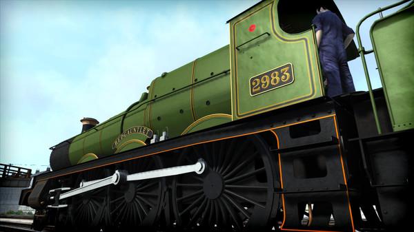 скриншот Train Simulator: GWR Saint Class & Travelling Post Office Loco Add-On 1