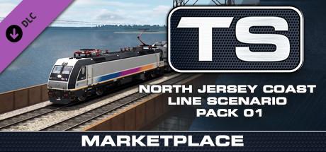 TS Marketplace: North Jersey Coast Line Scenario Pack 01 Add-On