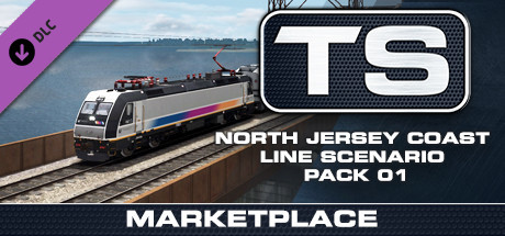 TS Marketplace: North Jersey Coast Line Scenario Pack 01 Add-On