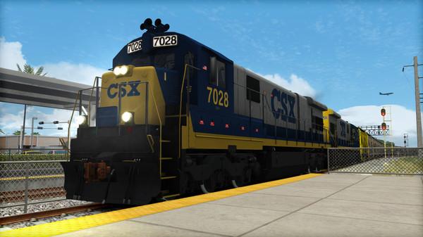скриншот Train Simulator: CSX C30-7 Loco Add-On 1