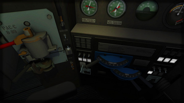 скриншот Train Simulator: CSX C30-7 Loco Add-On 0