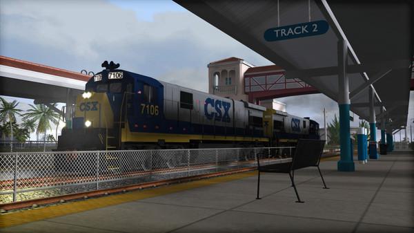 скриншот Train Simulator: CSX C30-7 Loco Add-On 3