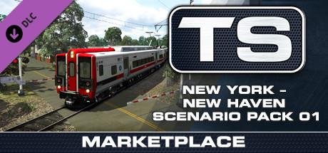 TS Marketplace: New York – New Haven Scenario Pack 01 Add-On
